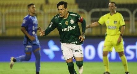 Gustavo Gómez está confirmado para partida