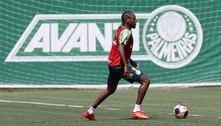 Com covid pela 2ª vez, Luiz Adriano desfalca o Palmeiras na Recopa