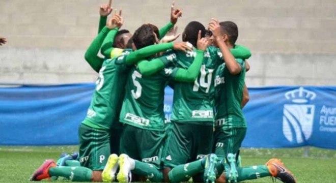 d913283cb4627 Palmeiras atropela o Real Madrid e conquista o Mundial sub-17 ...