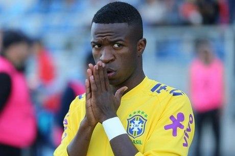 Vinícius Júnior é o favorito à vaga de Neymar