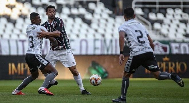 Fluminense apenas empatou com o Botafogo, mas avançou na Taça Rio