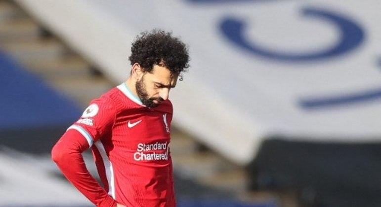 Liverpool não libera Salah para disputa dos Jogos Olímpicos Tóquio 2020