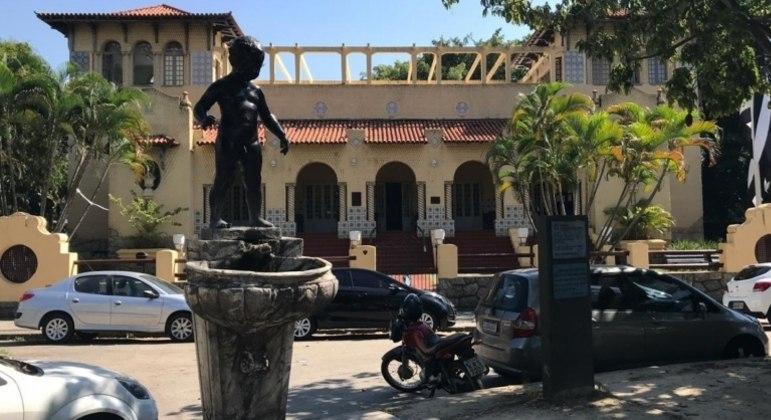 General Severiano, sede do Botafogo, é penhorada por não pagamento do IPTU