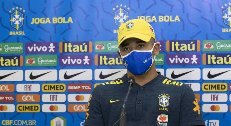 Gabriel Jesus não poderá ajudar o Brasil na decisão da Copa América