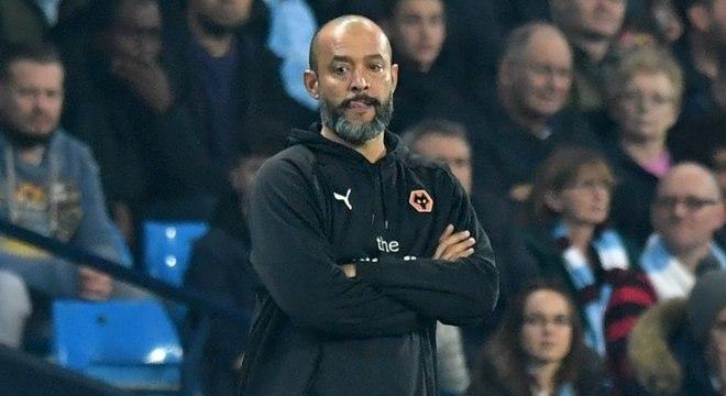 Nuno levou o Wolverhampton ao acesso à Premier League na temporada passada