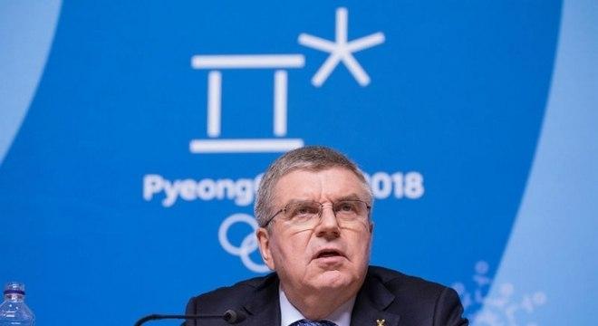 Thomas Bach é contrário à inclusão de esportes eletrônicos nos Jogos Olímpicos