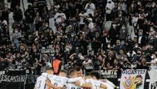 Corinthians lucra quase R$ 170 mil na volta do público para a Neo Química Arena
