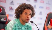 Arão lamenta erros do Flamengo, mas não 'joga toalha': 'Não acabou'