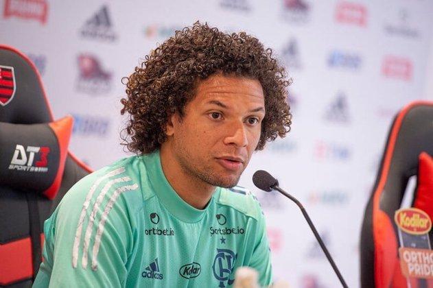 Willian Arão acredita no terceiro título brasileiro seguido pelo Flamengo