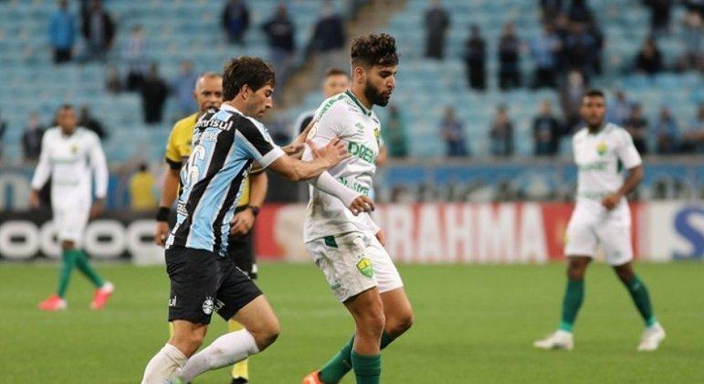 Grêmio mostrou poder de reação, mas não conseguiu a vitória