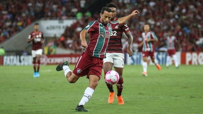 Fluminense: 17° colocado - 30 pontos - Fluminense x Atlético-MG (16/11) / CSA x Fluminense (23/11) / Avai x Fluminense (30/11) / Fluminense x Fortaleza (03/12)