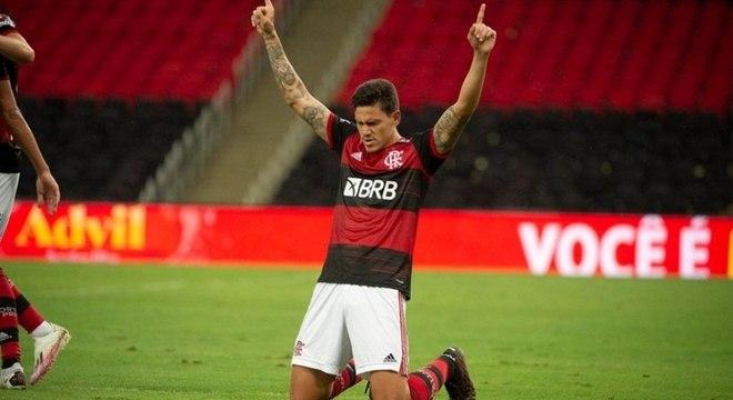Pedro vai se juntar à seleção brasileira no dia 9