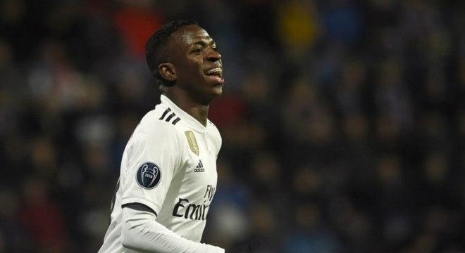 Vinicius Jrs pode conquistar o seu primeiro título mundial pelo Real Madrid