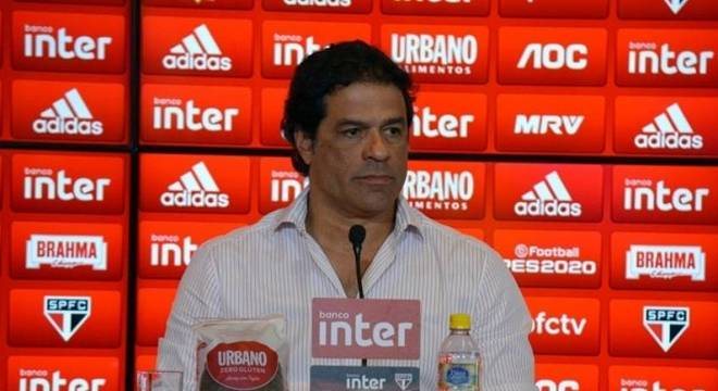 Raí seguirá comandando o futebol do São Paulo em 2020