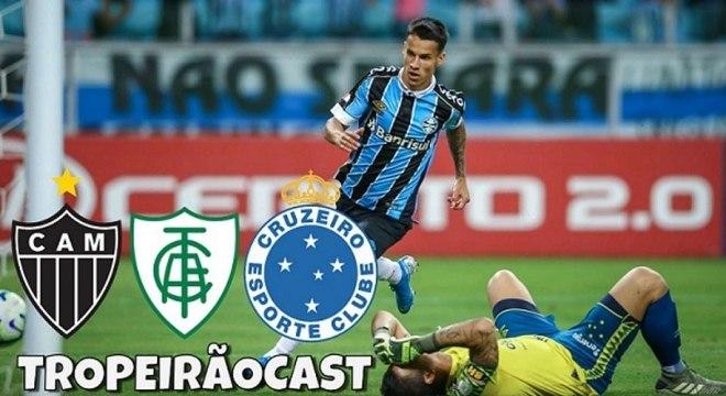 TROPEIRÃOCAST no ar com o filme: Cruzeiro- À Espera de um Milagre!