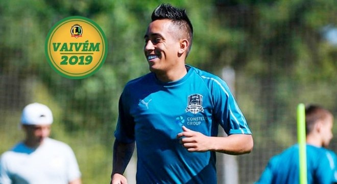 Cueva está perto de ser anunciado pelo Santos. Meia já assinou contrato
