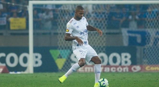 Dedé optou por não permanecer no Cruzeiro em 2020