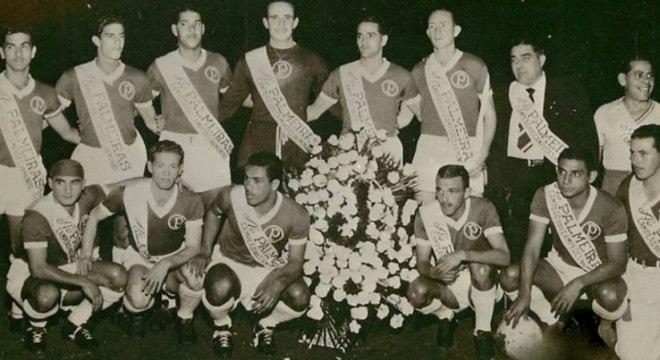 Em site oficial, FIFA reconhece o Palmeiras como campeão mundial de1951