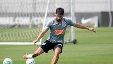 Bruno Méndez celebra sequência no Corinthians e mira Libertadores