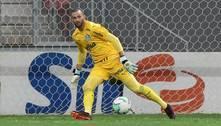 Weverton pode fechar temporada sem levar gol em metade dos jogos