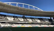 Torcida do Botafogo pede que clube 'corte laço' com Montenegro
