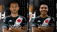Vasco anuncia as contratações de Ernando e Marquinhos Gabriel