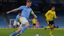Manchester City renova contrato com Kevin de Bruyne até 2025