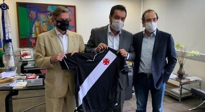 Vasco oficializa interesse em participar de cessão do Maracanã