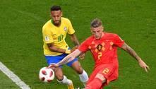 Brasil continua em terceiro no ranking da Fifa; Bélgica segue líder