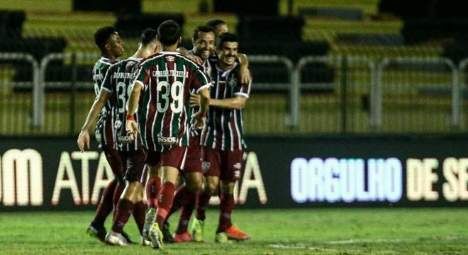 Jogadores do Fluminense se destacaram na goleada contra o Macaé