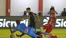 Vasco vence o Tombense fora de casa e avança na Copa do Brasil