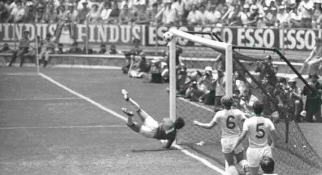 Há 50 anos, Brasil derrotava a Inglaterra por 1 a 0 na Copa de 1970