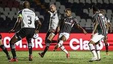 Fluminense e Ceará empatam sem gols na 10ª rodada do Brasileirão