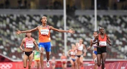 Sifan deixou para trás a recordista mundial