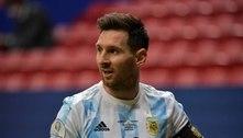 Imprensa europeia diz que salário de Messi pode superar o de Neymar