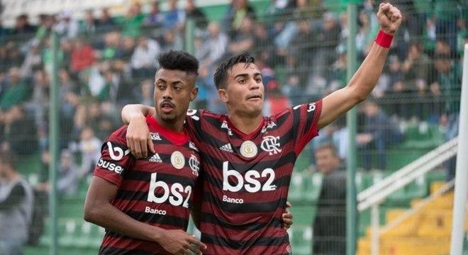 Flamengo chega a 52 pontos na 23ª rodada e bate recorde