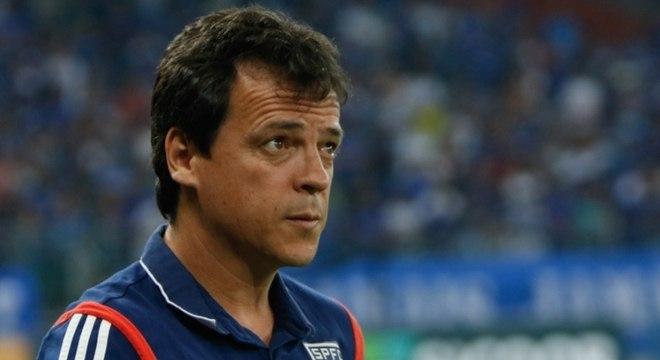 Apesar de tropeços contra Cruzeiro e Palmeiras, início de Diniz é bom no Tricolor