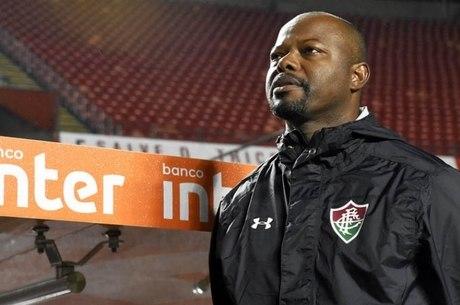 Marcão elogiou elenco do Fluminense