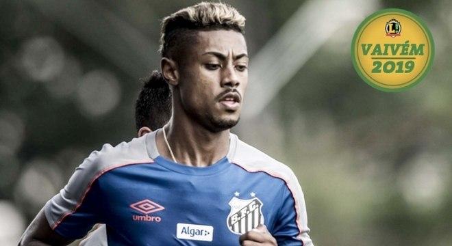 Bruno Henrique está perto de deixar Santos para jogar pelo Flamengo