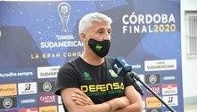 Crespo confirma contato com o São Paulo; Santos também está na briga