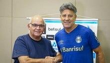 Após vice, presidente do Grêmio traça perfil dos 'reforços'