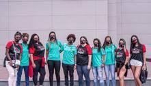 Em ação para celebrar o Dia da Mulher, Flamengo promove encontro entre torcedoras e atletas no Ninho