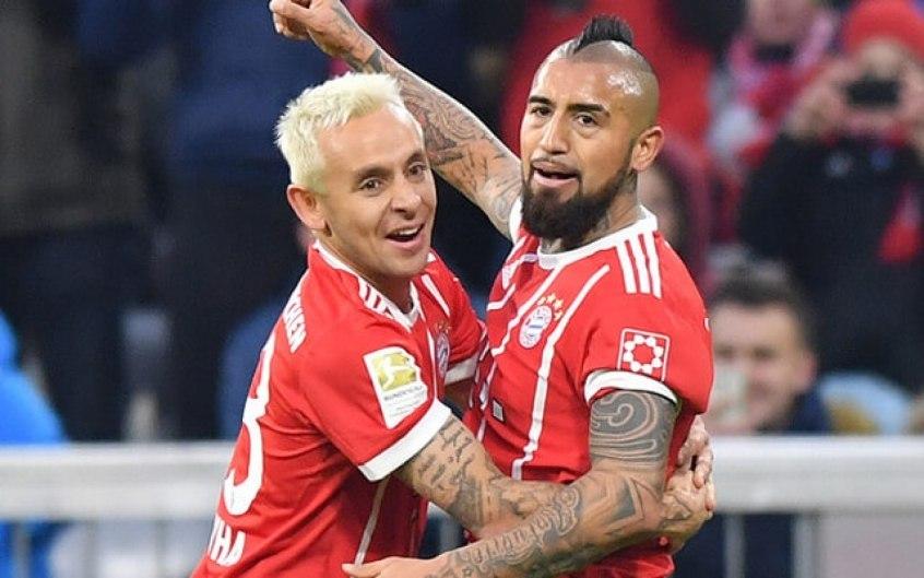Juntos no Flamengo? Rafinha revela vontade de Vidal em jogar pelo clube: 'Ele se identifica e gosta da torcida'
