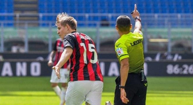 Jogador do Milan revela conselho de Haaland antes de ir para a Itália