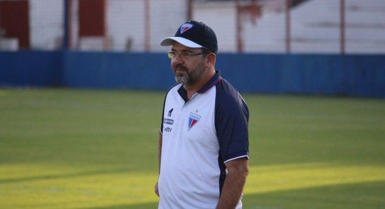 Último trabalho de Enderson Moreira foi no Fortaleza
