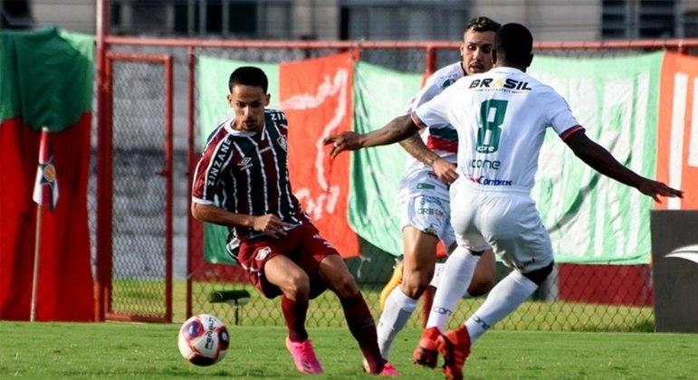 Fluminense e Portuguesa ficaram no empate na última semana