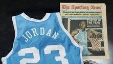 Camisa de Jordan na universidade é vendida por mais de R$ 7 milhões