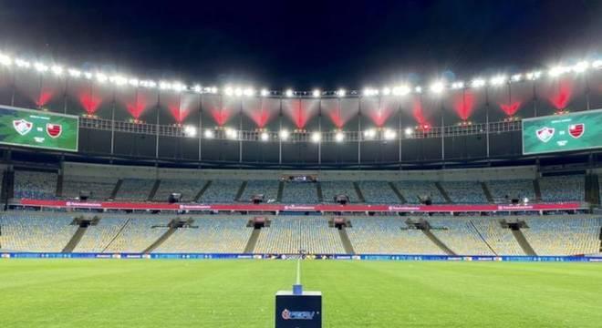 Jogo entre Fluminense e Flamengo decidiu a Taça Rio