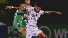 Com gol de Jô, Corinthians vence a Chapecoense fora de casa
