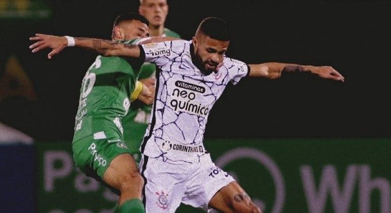 Após três empates consecutivos, o Corinthians voltou a vencer no Brasileirão